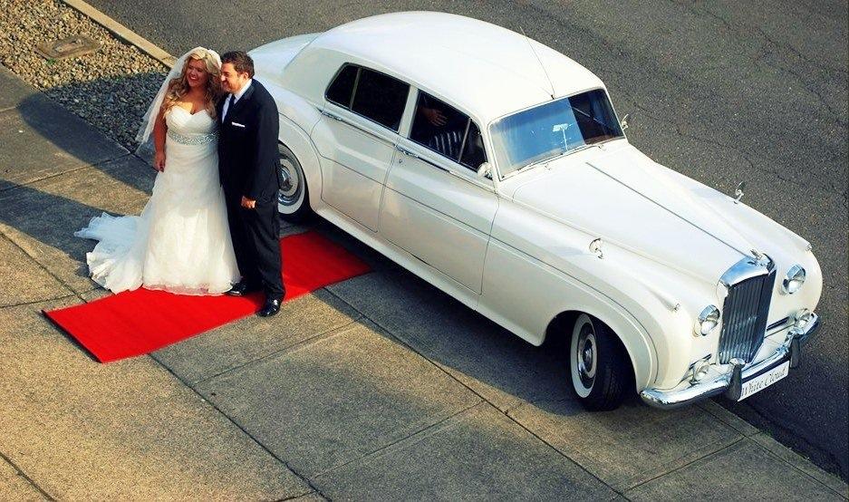 Congratulations to the Bride & Groom